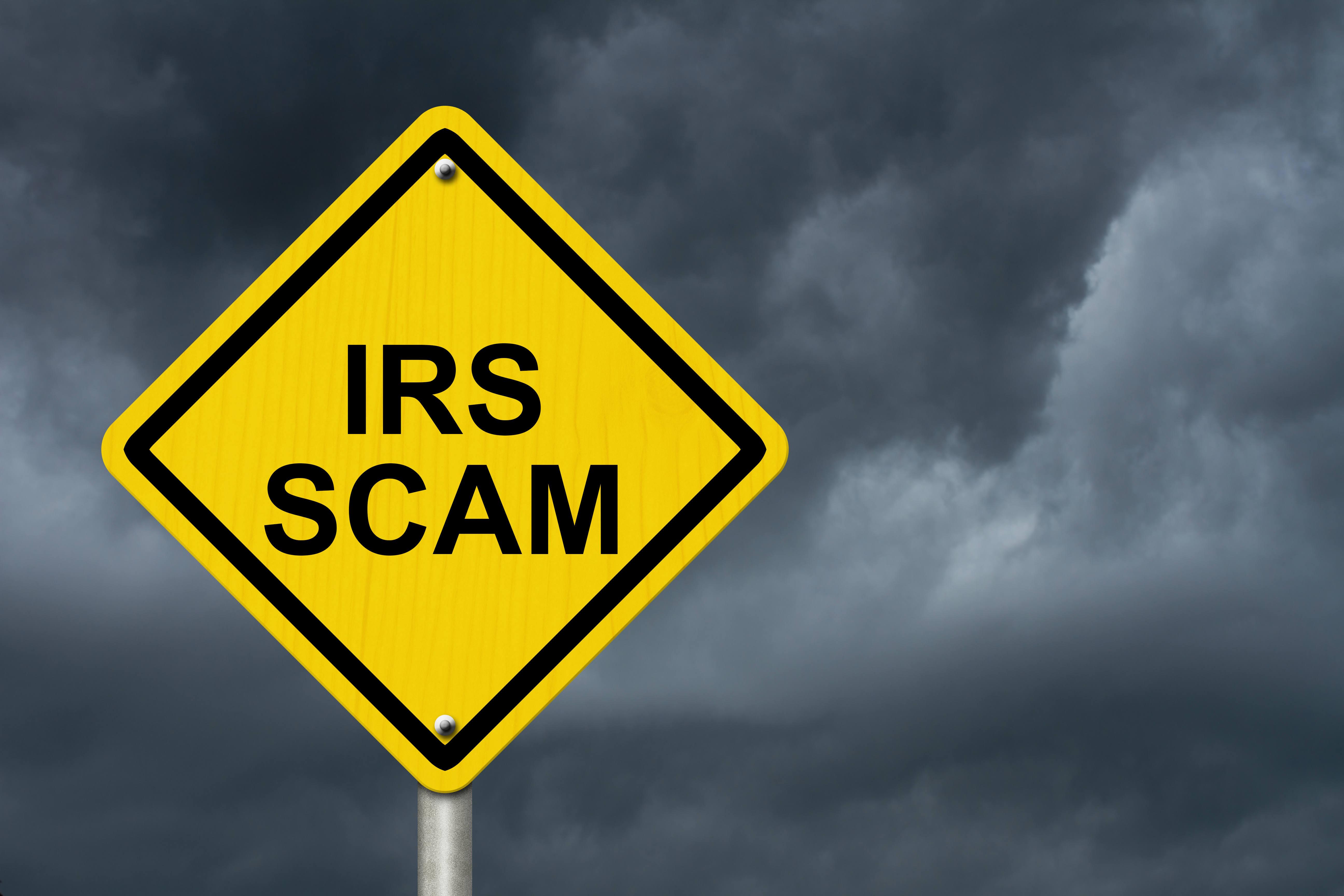 IRS warns of CARE Act scams