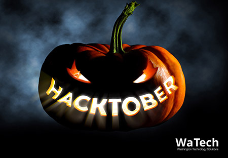 Carve out time for Hacktober!