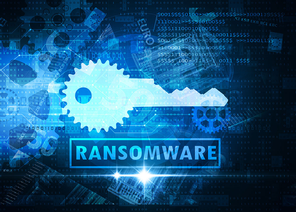Take three steps to protect your organization against ransomware